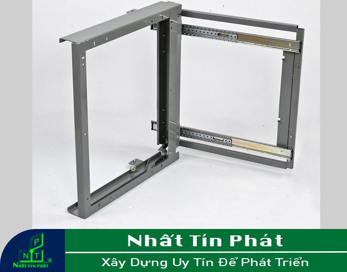PHỤ KIỆN TỦ BẾP - KỆ GÓC INOX HIGOLD 101006