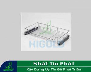 PHỤ KIỆN TỦ BẾP HIGOLD: KỆ XOONG NỒI HIGOLD 301122 - HIGOLD 301123 - HIGOLD 301124 - HIGOLD 301125